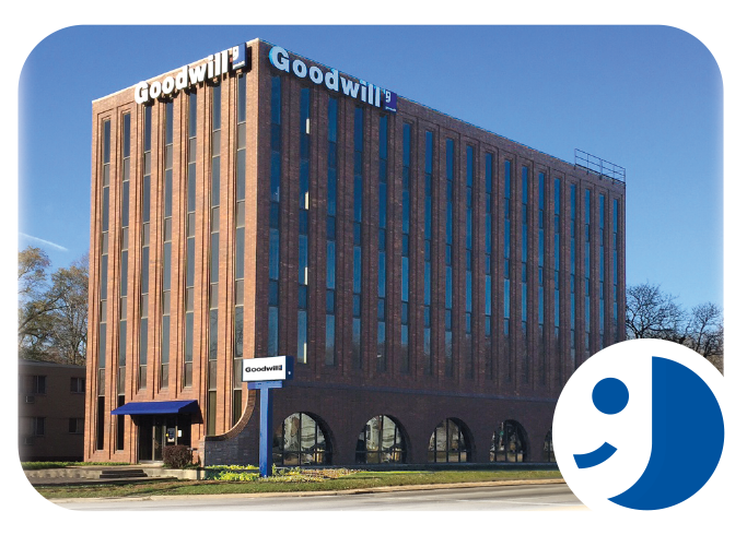 Goodwill Industries of Northern Illinois office in Rockford
