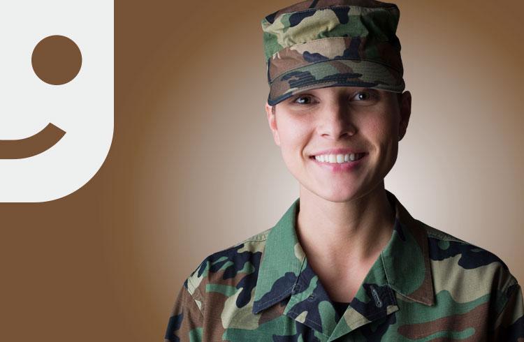 Military Monday Sale