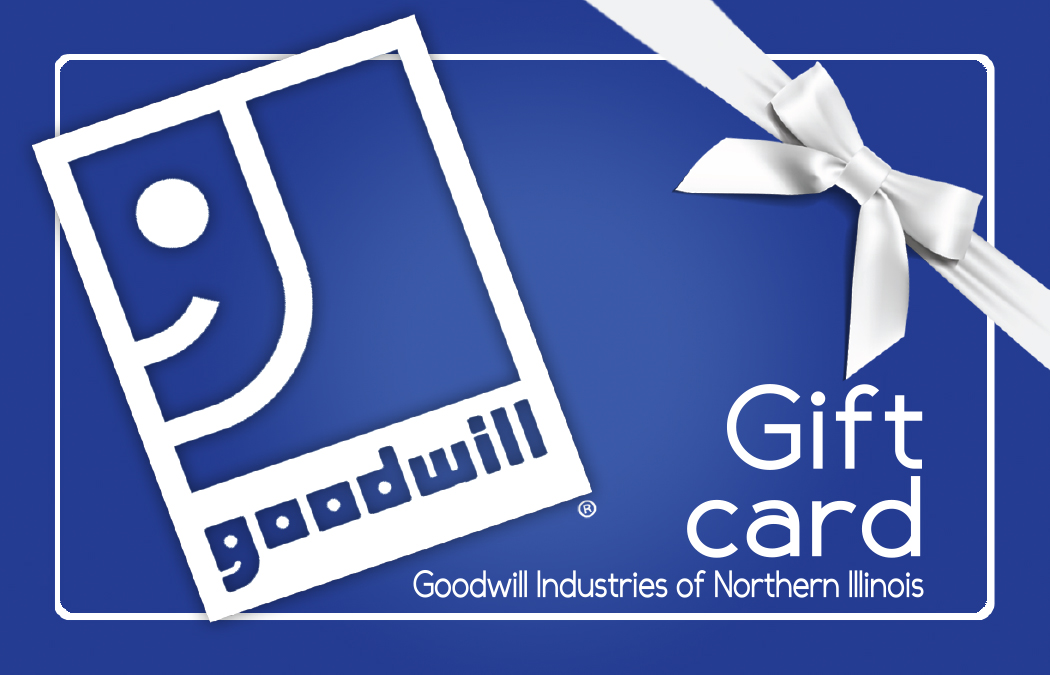 Goodwill Gift Card >> News From Goodwill Industries Of Northern Illinois