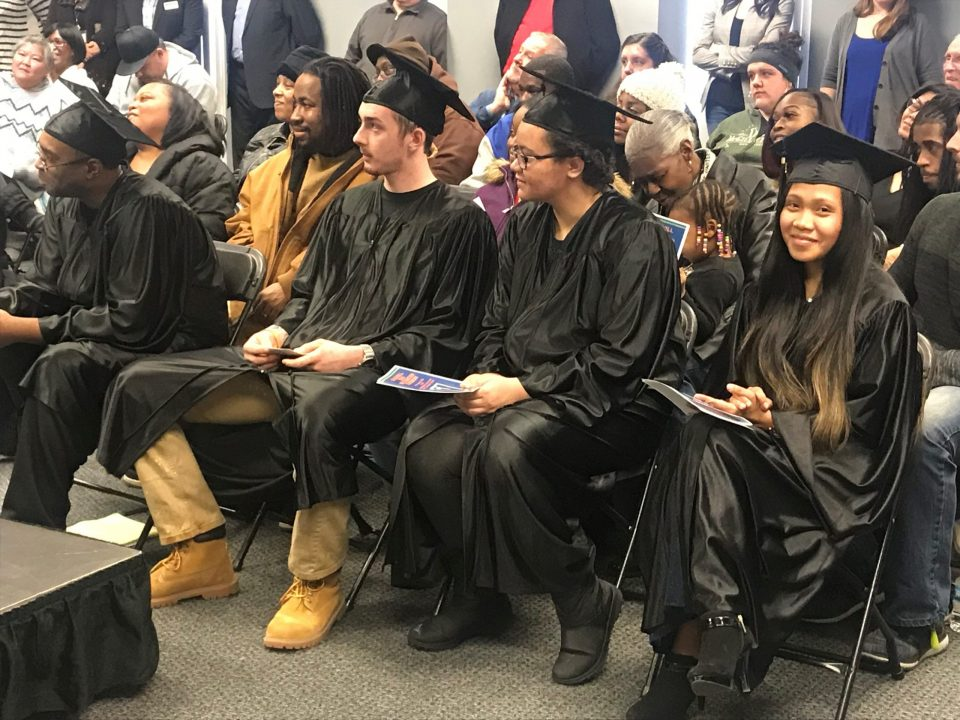 Goodwill GED Graduates Honored at Graduation Ceremony