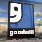 Goodwill window graphic